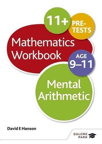 Mental Arithmetic Workbook Age 9-11