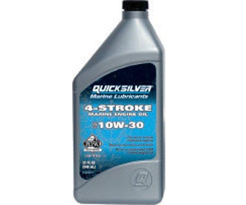 Quicksilver Viertakt-Außenborder-Öl 10W-30
