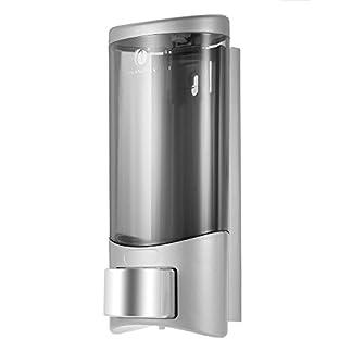 Anself chuangdian–Dispensador de jabón para pared Fijación Con Adhesivo 500ml