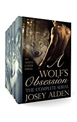 A Wolf's Obsession: The Complete Serial (English Edition)