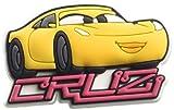 crocs Cars 3 Cruz Charm Schuhanhänger, Mehrfarbig (-), Einheitsgröße