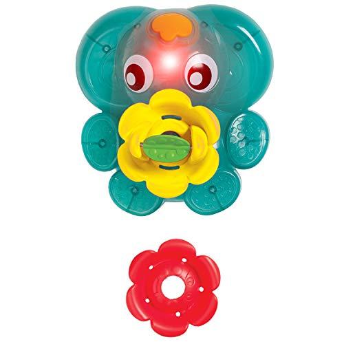 Playgro Badespaß Wasserfontäne mit Lichteffekten 40208 - Ab 12 Monaten - Mehrfarbig