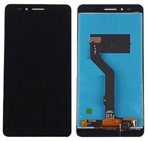 LCD Display Einheit kompatibel mit Huawei Honor 5X in Schwarz + Werkzeug