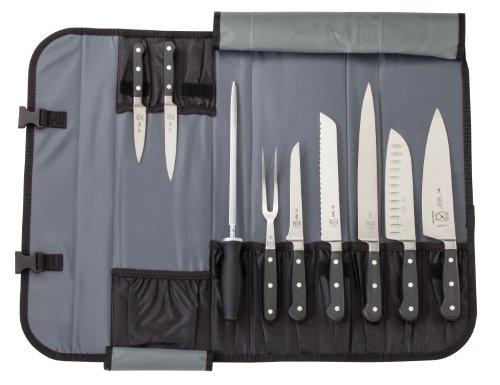 Mercer Culinary Renaissance - Juego de 10 fundas para cuchillos