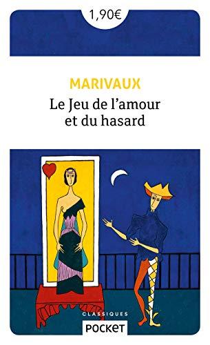 Le jeu de l'amour et du hasard par MARIVAUX