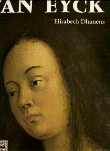 Hubert and Jan Van Eyck by Elisabeth Dhanens (1981-01-02)