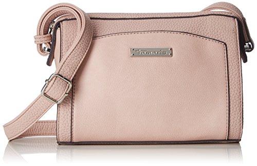 Tamaris - Elsa Crossbody Bag S, Borse a tracolla Donna Rosa (Rose Comb.)