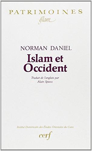 Islam et Occident par Norman Daniel