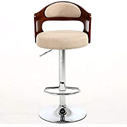 Small seat Atmospheric Fashion Barhocker/Hocker, praktischer Esszimmerstuhl, zeitgenössischer drehbarer Stuhl,* 03