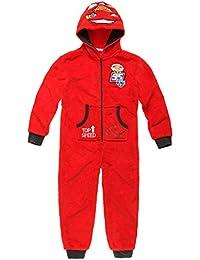 Disney Cars Jungen Jumpsuit - rot