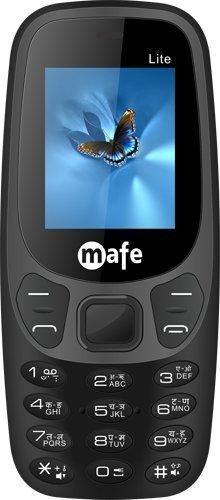 Mafe Lite BarPhone Black color image