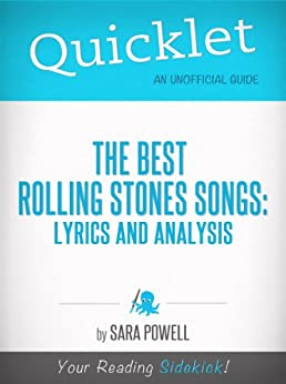Quicklet on The Best Rolling Stones Songs: Lyrics and