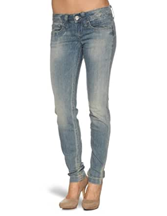 Classic High Waist Skinny Jeans  Medium Blue
