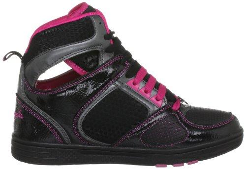 Pineapple Cruise, Baskets mode femme Noir/rose-V.4