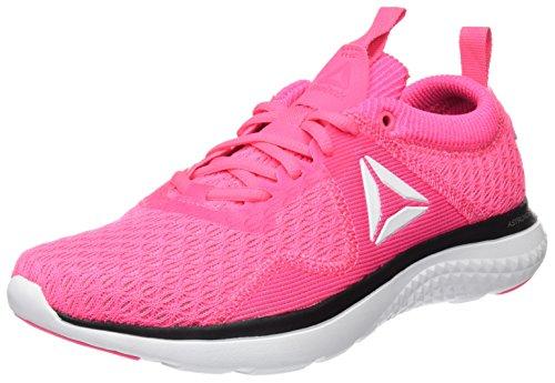 Reebok Damen Astroride Run Fire Laufschuhe Pink (rosa Solare / Semi Solare Rosa / Bianco / Nero)
