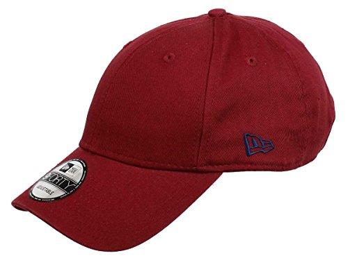 New Era New Era Basecap Verstellbar 9forty Herren Damen Rot Seasonal Clean - One-Size