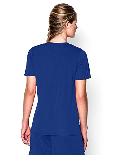 Under Armour Golazo Maillot pour femme Royal/ White