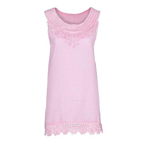 IMJONO Damen Hemd herrenhemden Herren Hemden flanellhemd kaufen online leinenhemd Business stehkragenhemd Button down Slim fit schwarzes Kurzarmhemd weißes ohne(EU-34/CN-S,Rosa)