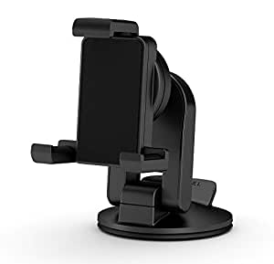 Sony Universal In-Car Cradle Dock Holder for Smartphone and Mobile Devices - Black
