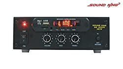 SOUND KING SK 2000 - 2 CH Amplifier