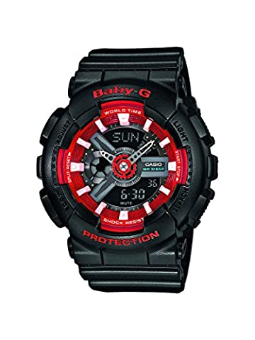 Casio Damen-Armbanduhr Analog - Digital Quarz Resin