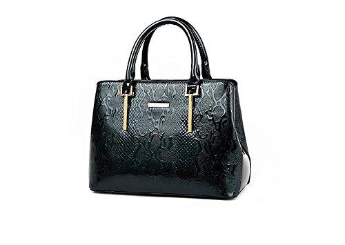 GBT Die neue Mode Handtasche Frauen Dark Green