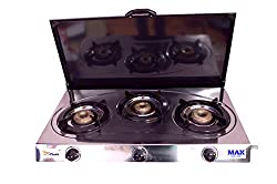 Sun Flash 3 Burner Max Lx With Cover Pipe & Lighter