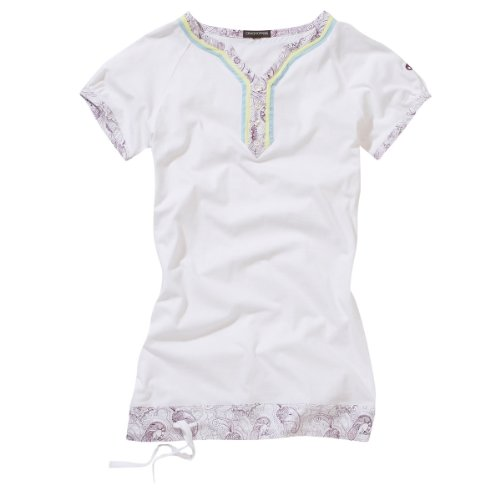 Craghoppers Damen Top & T-Shirt Chennai White