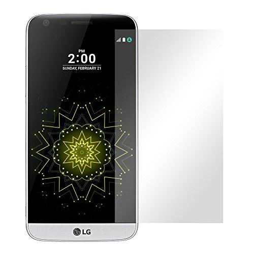 4 x Slabo Bildschirmschutzfolie für LG G5 Bildschirmfolie Schutzfolie Folie Zubehör (verkleinerte Folien, aufgr& der Wölbung des Bildschirms)