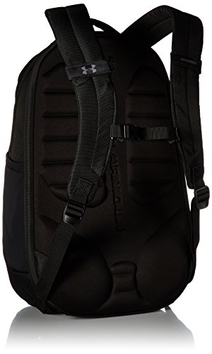 Best under armour backpack in India 2020 Under Armour Guardian Backpack, Graphite/Black, One Size Image 3