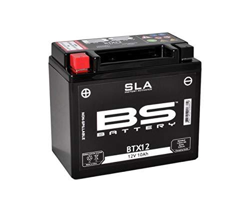 Yamaha Thundercat/600FZR/YZF 750/850tdm-trx-batterie BS SLA BTX12–321053