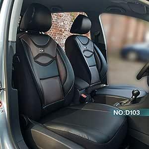 Maß Sitzbezüge Kompatibel Mit Mitsubishi L200 4 Gen Fahrer Beifahrer Ab 2006 2015 Fb D103 Baby