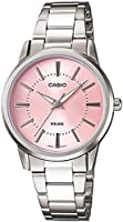 CASIO METAL FASHION WATCH FOR LADIES LTP-1303D-4AV