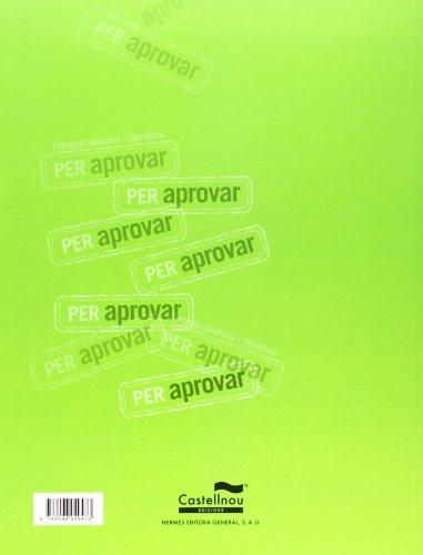 Per aprovar. Llengua catalana i literatura 2n eso - 9788498049473
