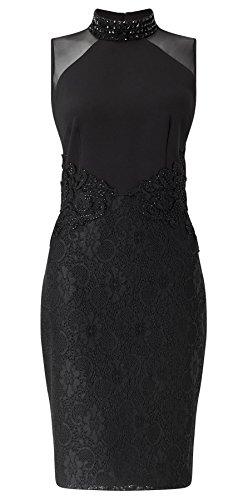 Jayla Short Lace Detail Dress