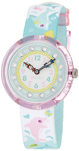 Flik Flak Mädchen-Armbanduhr FBNP035