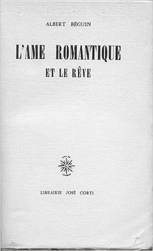 Telechargement De Livre En Francais L Ame Romantique Et Le
