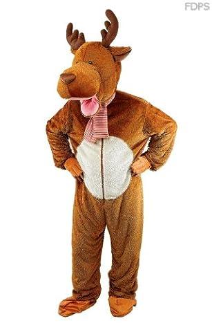 Reindeer/Moose Big Head Outfit / Costume 40-44