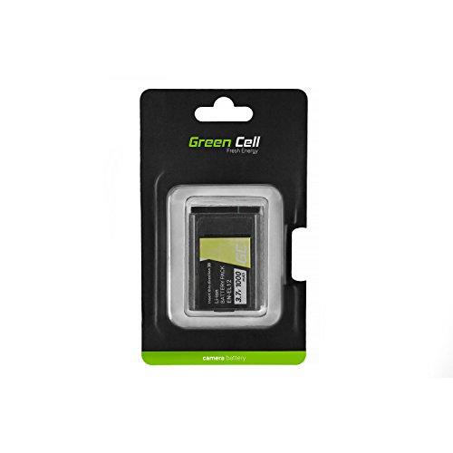 Green Cell® EN EL12 ENEL12 Batería para Nikon Coolpix A900 AW100 AW110 P300 S6000 S6150 S6300 S8000 S8100 S8200 S9200 S9500 S9600 S9700 S9900 W300 Cámara, Full Decoded (1000mAh 3.7V)