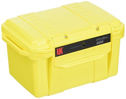 UK Lights 219720 Ultrabox 406 Boîte 17 cm 1,1 l Jaune
