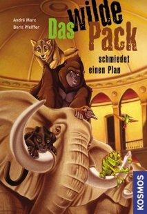 Kosmos Verlag 110386 Das wilde Pack schmiedet einen Plan 2