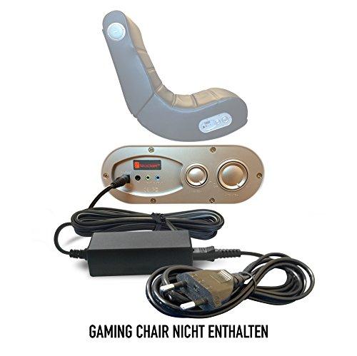 ABC Products® Ersatz X-Rocker Netzteil Netzgerät 9V / DC 9.0V Volt für XRocker II Gaming Chair (Modelle unten angegeben) 3 Meter lang