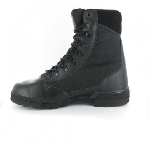 STAR Force Combat WP Hi Boot 3629Unisex adulti, nero, 36 EU nero