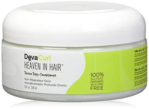 Deva Curl Heaven in Hair 8 Oz Intense Moisture Treatment by Deva Curl