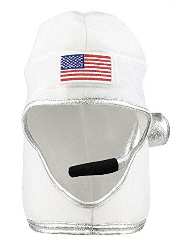 Boland 04283 Hut Astronaut, mens, One Size (Für Astronaut Halloween-kostüm Erwachsene)