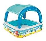 Padiglione per piscina per bambini Bestway, 140 x 140 x 114 cm