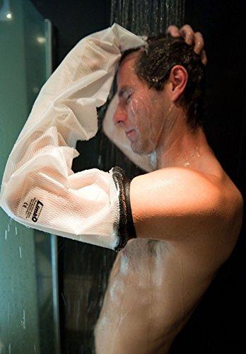LIMBO Dusch- und Badeschutz für den ganzen Arm, Erwachsene, M87, Groß