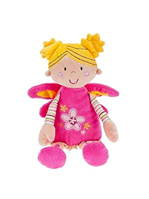 Mousehouse Gifts Soft Cloth Fairy Doll Soft Toy for Little Girls 31cm
