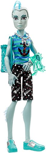Junge Monster High - Monster High Mattel DTV85 - Gruselschiff