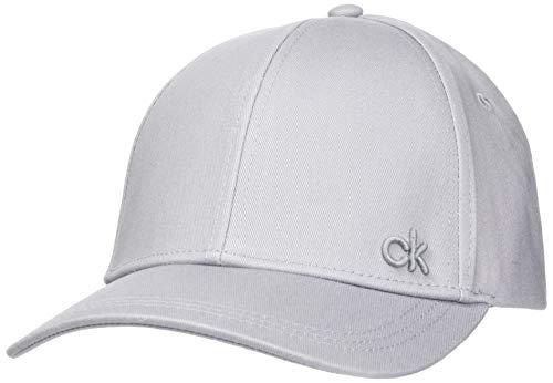 Calvin Klein Herren CK Baseball Cap, Grau (Greystone 003), One Size (Herstellergröße: OS)